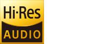 Yüksek Çözünürlüklü Ses logosu
