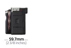 α7C Kompakt Full Frame fotoğraf makinesi fotoğrafı