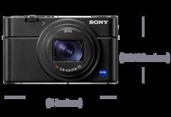 RX100 VII Kompakt Fotoğraf Makinesi, Rakipsiz AF ürününün fotoğrafı