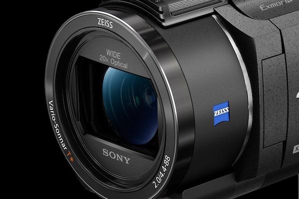 ZEISS® 4K uyumlu 20x zum lensi