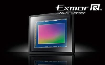 Exmor R® CMOS Sensör