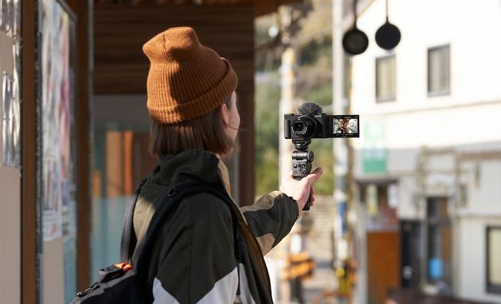 Nereye giderseniz gidin muhteşem videolar çekin
