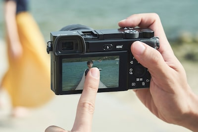 Videolar için dokunmatik takip görüntüsü