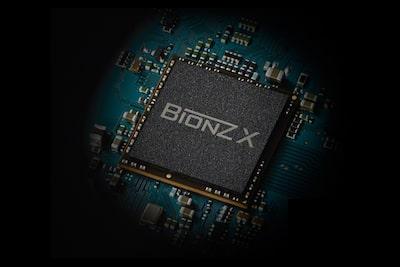 BIONZ X™ görüntü işlemcisi