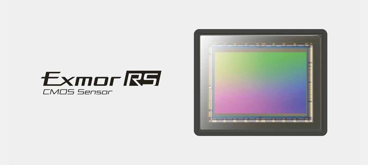 Exmor RS CMOS görüntü sensörü