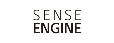 SENSE ENGINE™ logosu