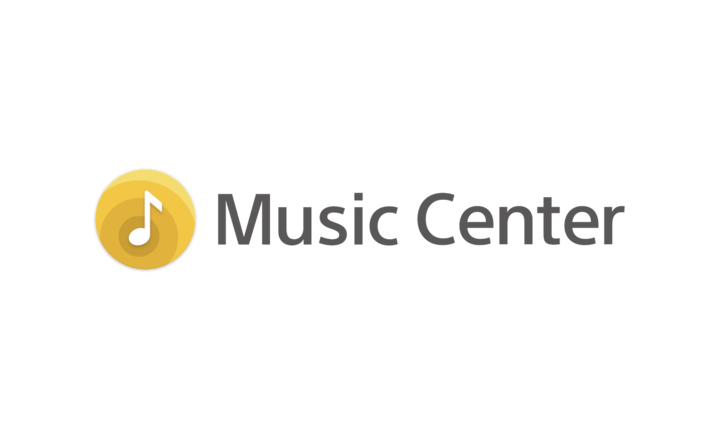 Sony | Music Center logosunun simgesi.
