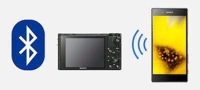 RX100 VI - geniş zum aralığı ve süper hızlı AF ürününün fotoğrafı