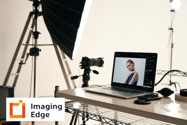 Imaging Edge™ Remote, Viewer ve Edit