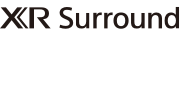 XR Surround logosu