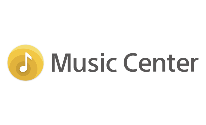 Sony | Music Center logosu