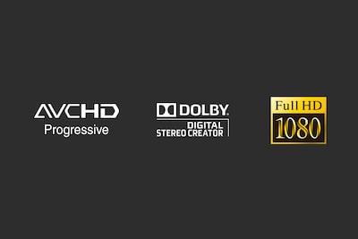 video formatı logoları