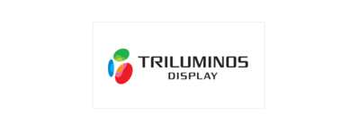 TRILUMINOS Display logosu