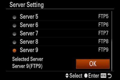 FTP arka plan aktarımı desteği