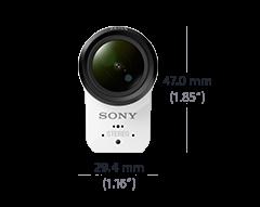 HDR-AS300 Wi-Fi® özellikli Action Cam ürününün fotoğrafı