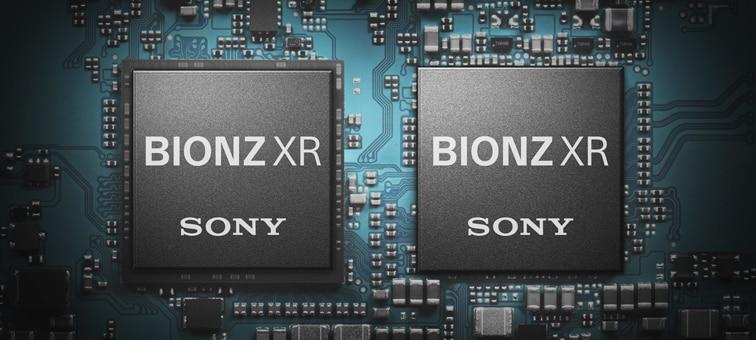 BIONZ XR görüntü işleme motoru