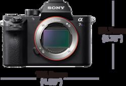α7S II Full Frame Sensörlü E Mount Fotoğraf Makinesi ürününün fotoğrafı