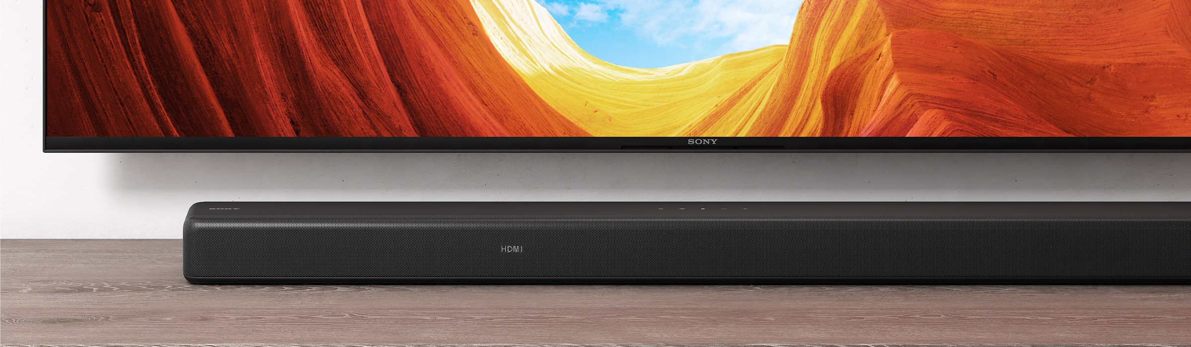 Sony Bravia TV ile HT-G700 sound bar